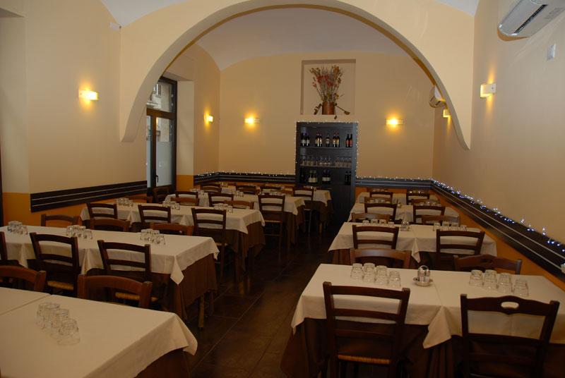 Cenare a roma testaccio parte seconda piatto romano da for Piatto romano