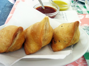 Samosa @ Taste of India