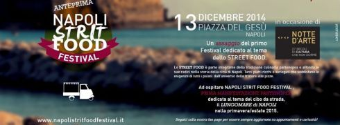 napoli strit food festival